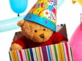 Sünnipäeva e-kaardid, Õnnitlused
